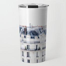 Bonjour Paris - Architecture and Travel Photography Travel Mug
