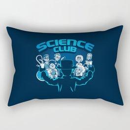 Science club Rectangular Pillow