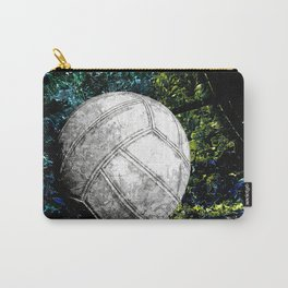 Volleyball art print work 2 Carry-All Pouch