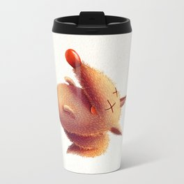 Monday fox Travel Mug