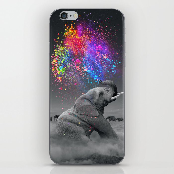 True Colors Within iPhone Skin