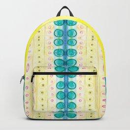 Circles and hearts Backpack