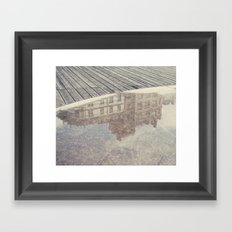 Reflejo Framed Art Print