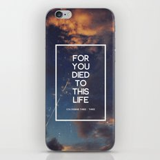 /////// iPhone & iPod Skin