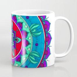 Little Mermaid Inspired Mandala Art Coffee Mug