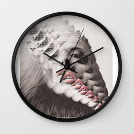 Soul Embarks Wall Clock