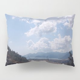 Descent Into Marmaris Pillow Sham