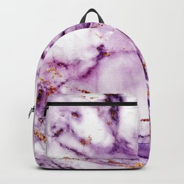 Marble Effect #2 Backpack