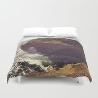south africa Duvet Covers featuring Africa by KIEKKMA