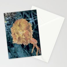 Something on Her mind.. Stationery Cards