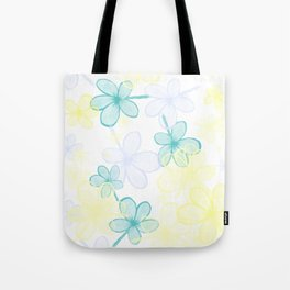 Wind from the meadow Tote Bag