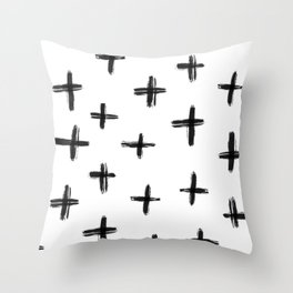 Star Crossed II Throw Pillow