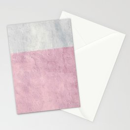 COLORFUL WALL Stationery Cards