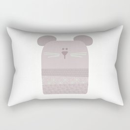 Baby Mouse Rectangular Pillow