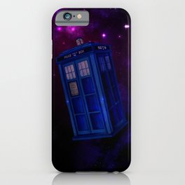 Tardis 004 iPhone Case