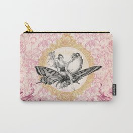 Vintage Fairy Queen Carry-All Pouch