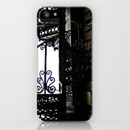 The long room iPhone Case