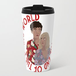 The ENd Of The F***ing World Travel Mug