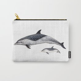 Pantropical spotted dolphin Carry-All Pouch