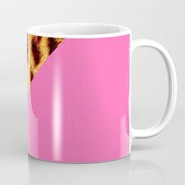 Leopard skin with hot pink II Coffee Mug