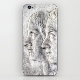 Victorian Family Cameo iPhone Skin