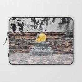 Ayutthaya Temple Laptop Sleeve