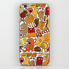 Creatures! iPhone & iPod Skin