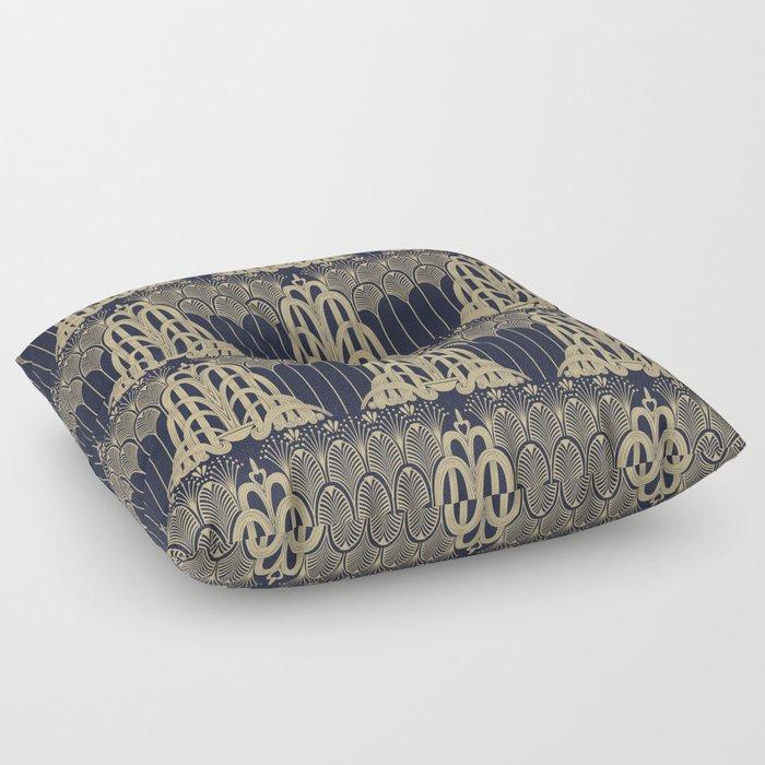 Gatsby Glamour Floor Pillow