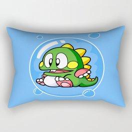 Bubble Bobble Rectangular Pillow