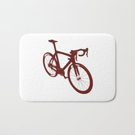 Bicycle - bike - cycling Bath Mat