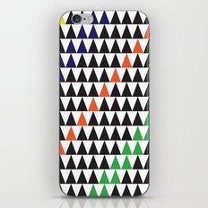 graphic triangle iPhone & iPod Skin