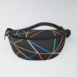 Ab Out Color B Fanny Pack