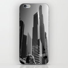 Los Angeles Skyscrapers iPhone & iPod Skin