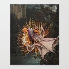 Cactus grandiflorus Canvas Print