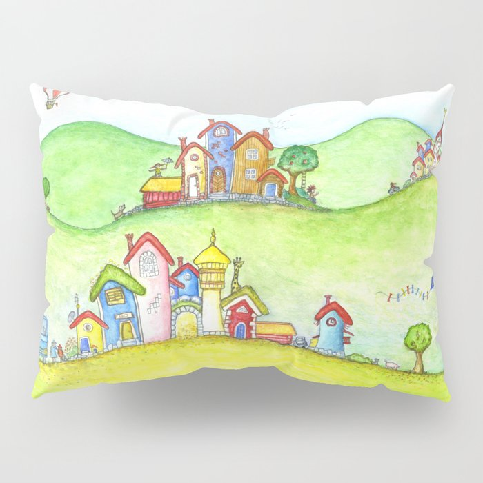 The hills Pillow Sham