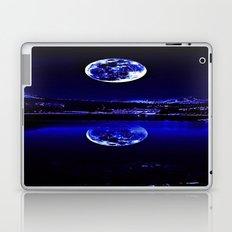 Nights Twilight Blue Sky Laptop & iPad Skin
