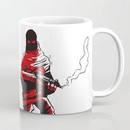 Death wears a track suit Coffee Mug