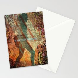 Illustration, graphic desing, art Stationery Cards