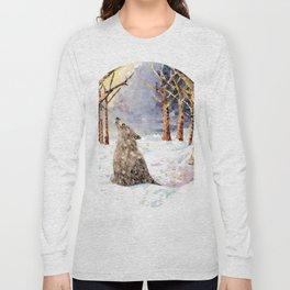 Wolf Serenade Long Sleeve T-shirt