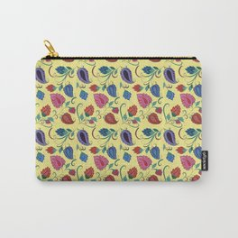 Gorgeous Paisley's Carry-All Pouch