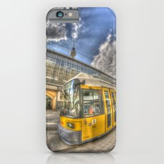 Berlin Tram iPhone 6s Slim Case