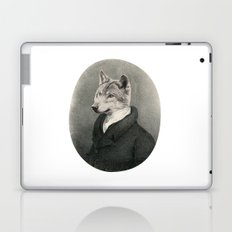 Lithography wolf Laptop & iPad Skin