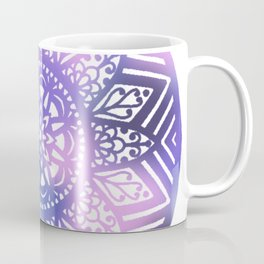 Dreamscape Mandala - LaurensColour Coffee Mug