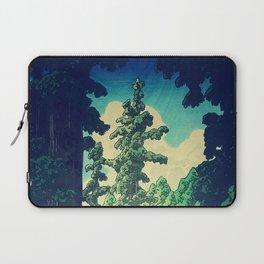 Under the cover of Yanakaden Laptop Sleeve