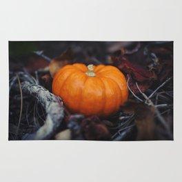 Mini Pumpkin Rug