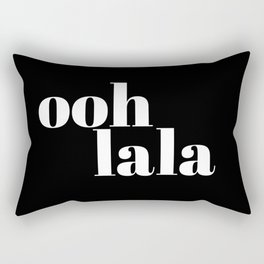 ooh la la VI Rectangular Pillow
