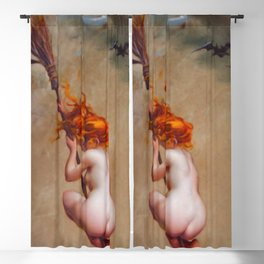 THE WITCH - LUIS RICARDO FALERO   Blackout Curtain