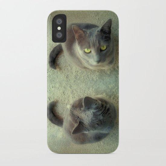 Double Love iPhone Case