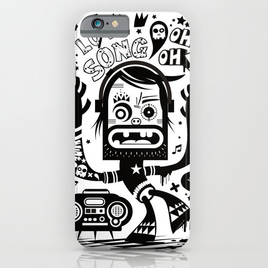 This is not a love song iPhone & iPod Case