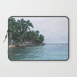 Island in the Sun Laptop Sleeve